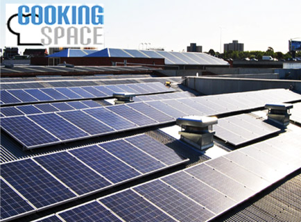 Cooking Space - 30kW