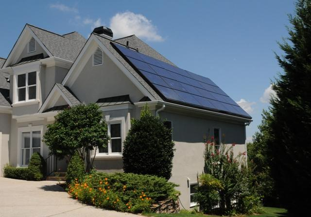 House Design With Solar Panels Home Design And Style