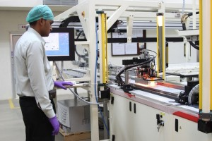 Highly Automated Solar Panel Manufacturing